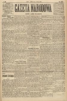 Gazeta Narodowa. 1907, nr123