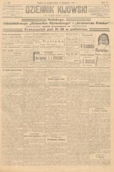 Dziennik Kijowski : pismo polityczne, społeczne iliterackie. 1910, nr279