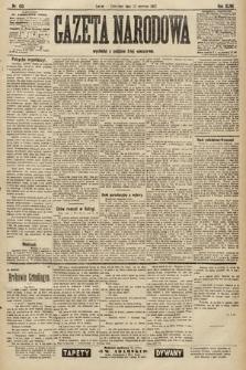 Gazeta Narodowa. 1907, nr133