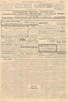Dziennik Kijowski : pismo polityczne, społeczne iliterackie. 1910, nr283