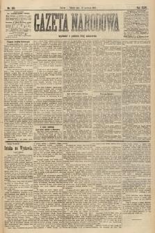 Gazeta Narodowa. 1907, nr135