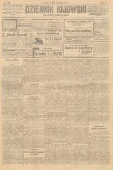 Dziennik Kijowski : pismo polityczne, społeczne iliterackie. 1910, nr292