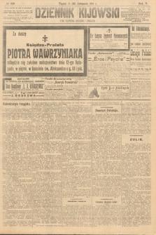 Dziennik Kijowski : pismo polityczne, społeczne iliterackie. 1910, nr299