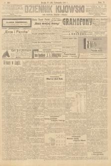 Dziennik Kijowski : pismo polityczne, społeczne iliterackie. 1910, nr304