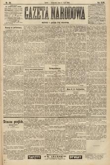 Gazeta Narodowa. 1907, nr156