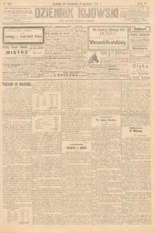 Dziennik Kijowski : pismo polityczne, społeczne iliterackie. 1910, nr307