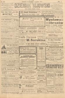 Dziennik Kijowski : pismo polityczne, społeczne iliterackie. 1910, nr308