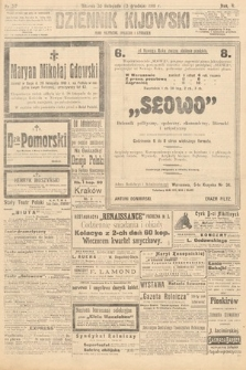 Dziennik Kijowski : pismo polityczne, społeczne iliterackie. 1910, nr317