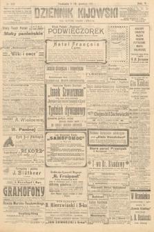 Dziennik Kijowski : pismo polityczne, społeczne iliterackie. 1910, nr322