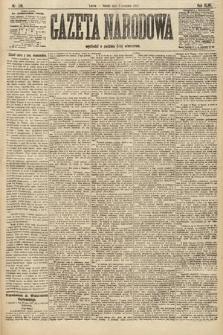 Gazeta Narodowa. 1907, nr176