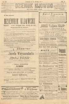 Dziennik Kijowski : pismo polityczne, społeczne iliterackie. 1910, nr328