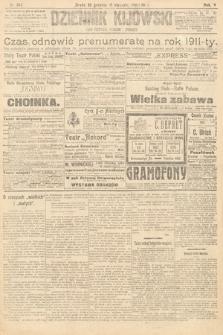 Dziennik Kijowski : pismo polityczne, społeczne iliterackie. 1910, nr342