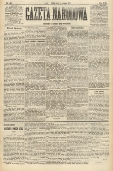 Gazeta Narodowa. 1907, nr199