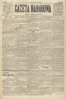 Gazeta Narodowa. 1907, nr210