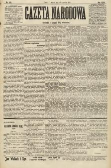 Gazeta Narodowa. 1907, nr213