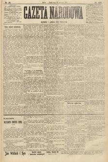 Gazeta Narodowa. 1907, nr216