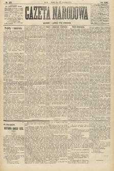Gazeta Narodowa. 1907, nr223
