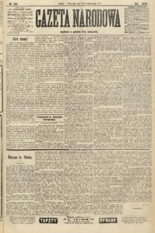 Gazeta Narodowa. 1907, nr233