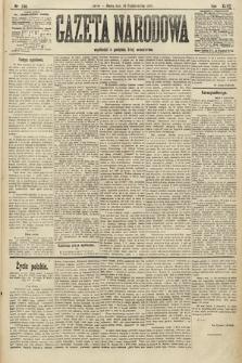 Gazeta Narodowa. 1907, nr238