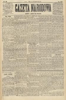 Gazeta Narodowa. 1907, nr250