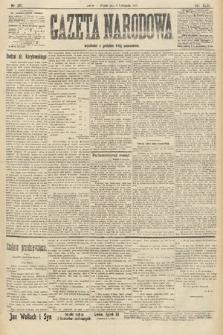 Gazeta Narodowa. 1907, nr257