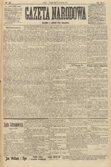 Gazeta Narodowa. 1907, nr281