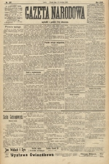 Gazeta Narodowa. 1907, nr287