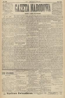Gazeta Narodowa. 1907, nr294