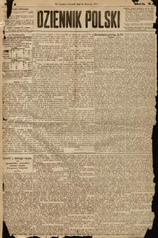 Dziennik Polski. 1877, nr7