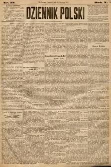 Dziennik Polski. 1877, nr13