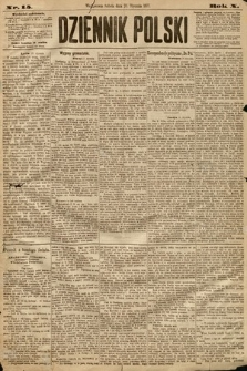 Dziennik Polski. 1877, nr15
