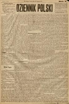 Dziennik Polski. 1877, nr17