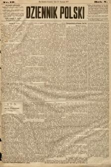 Dziennik Polski. 1877, nr19