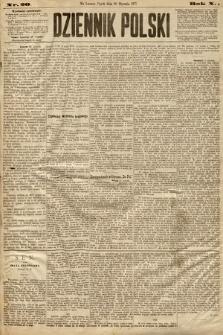 Dziennik Polski. 1877, nr20