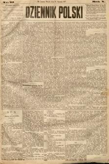 Dziennik Polski. 1877, nr23