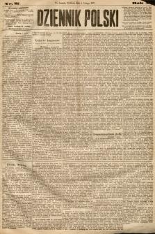 Dziennik Polski. 1877, nr27