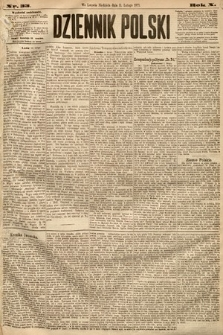 Dziennik Polski. 1877, nr33