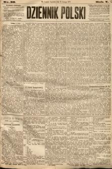 Dziennik Polski. 1877, nr36