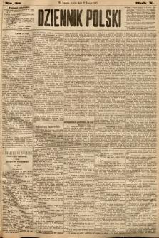 Dziennik Polski. 1877, nr38