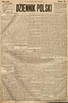 Dziennik Polski. 1877, nr42