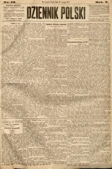 Dziennik Polski. 1877, nr43