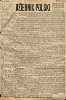 Dziennik Polski. 1877, nr45