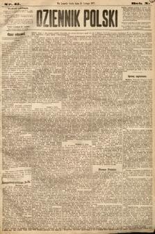 Dziennik Polski. 1877, nr47