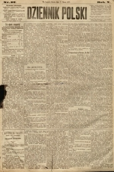 Dziennik Polski. 1877, nr62