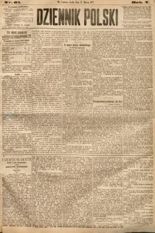 Dziennik Polski. 1877, nr65