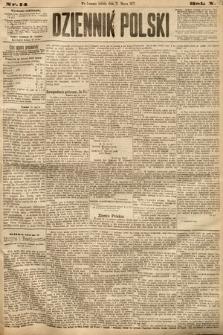 Dziennik Polski. 1877, nr74