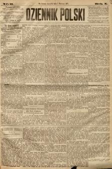 Dziennik Polski. 1877, nr77
