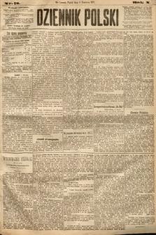 Dziennik Polski. 1877, nr78