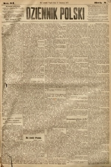 Dziennik Polski. 1877, nr84