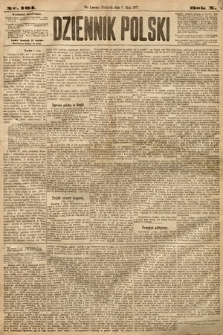 Dziennik Polski. 1877, nr104
